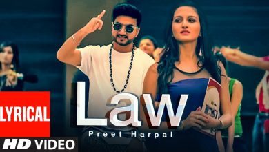 Photo of Law Lyrics Preet Harpal | Album: Waqt